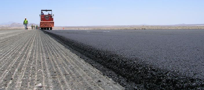 Informativa su utilizzo del fresato d'asfalto come sottoprodotto